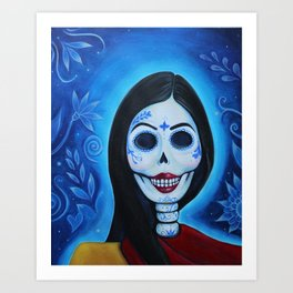 Xanath Art Print