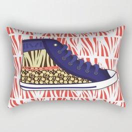 walk Rectangular Pillow