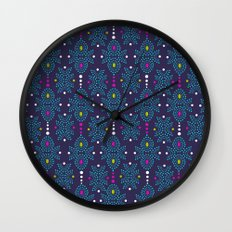 Stella Pattern Wall Clock