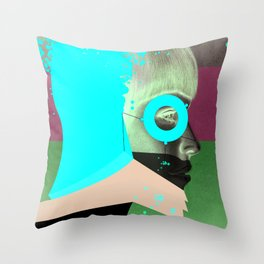 The Symptom Throw Pillow