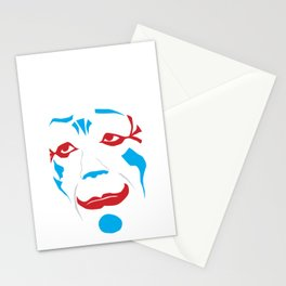 Laugh Clown Laugh Stationery Cards