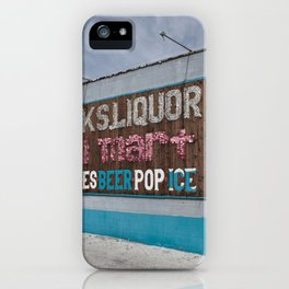 Liquor Store Hawthorne iPhone Case