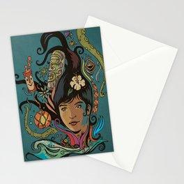 Wahine #4 Stationery Cards
