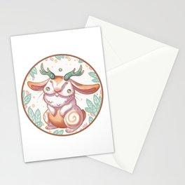 Sweet Jackalope Stationery Cards