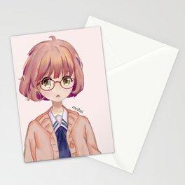 Kyoukai no Kanata Mirai Stationery Cards