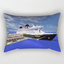 Minecraft - Operation Infinite Ocean - Disney Dream  Rectangular Pillow