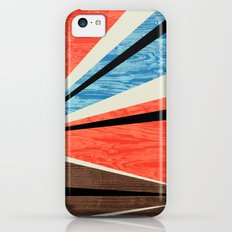 Graphic Woodgrain Slim Case iPhone 5c