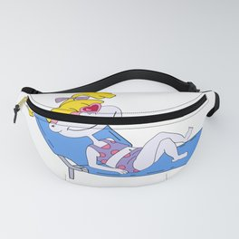 Sassy Angelica Fanny Pack
