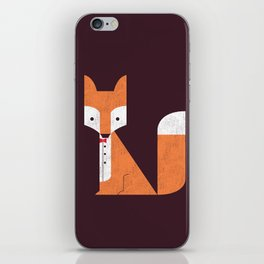 Le Sly Fox iPhone Skin