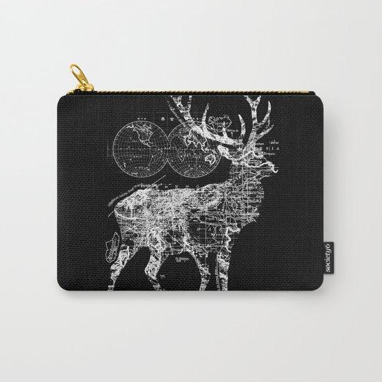 Deer Wanderlust Carry-All Pouch