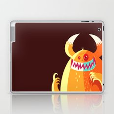 Grin thing monster moment Laptop & iPad Skin