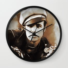 Hollywood Legends, Marlon Brando Wall Clock