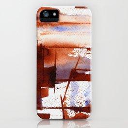 shipyard iPhone Case