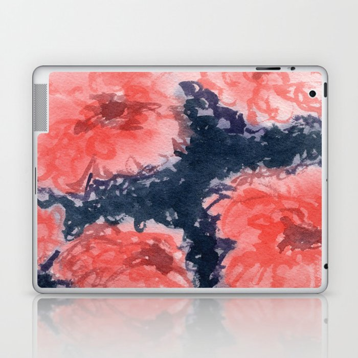 stark blumen laptop ipad skin by elizabetheadie society6. Black Bedroom Furniture Sets. Home Design Ideas