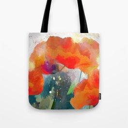 Poppies  2017 Tote Bag