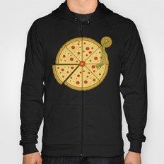 Pizza Vinyl Hoody