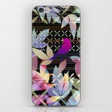 Garden Music iPhone & iPod Skin