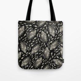 Wierd Fish and Unicorns Unite Tote Bag