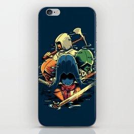 The Assassins iPhone Skin