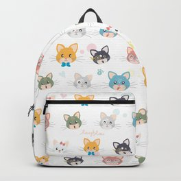 Cat passion Backpack