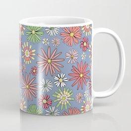 Midday Wildflowers Coffee Mug