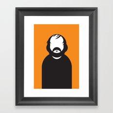 Stanley Framed Art Print