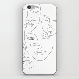Different beauty iPhone Skin