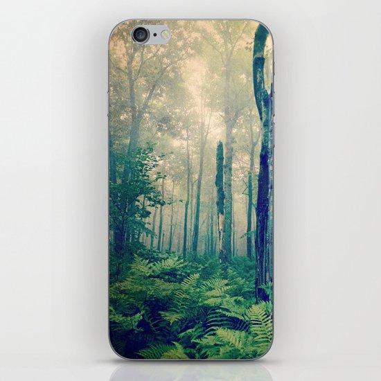 Walk to the Light iPhone & iPod Skin