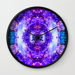 Stargate of Transformation Wall Clock