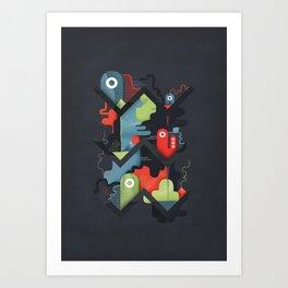 Somnium Art Print