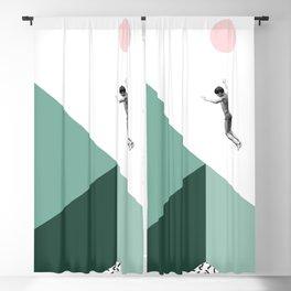 Minimal. Modern. Concept Art. Blackout Curtain