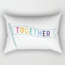 Together Rectangular Pillow