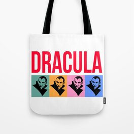 Dracula, Classic Monsters Tote Bag