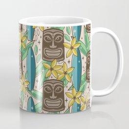 Tiki Garden Coffee Mug