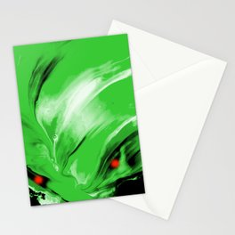 Alien Lifeform Science-Fiction Stationery Cards