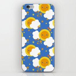 Celestial Kawaii iPhone Skin
