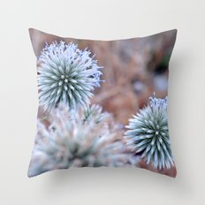 nature tint Throw Pillow