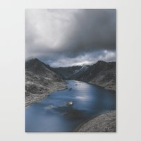 Canvas Prints featuring NATURE 2 by dada22