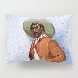 "Frederic Remington Western Art ""A Vaquero"" Pillow Sham"