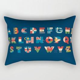 The Alflaget 2 Rectangular Pillow