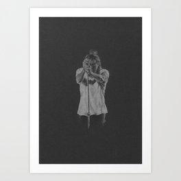 Harry S. Art Print