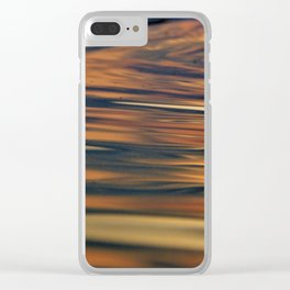 Sunset in Well Clear iPhone Case