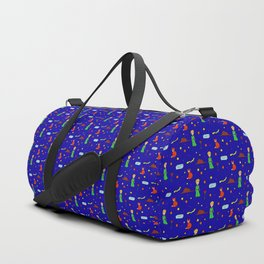 """The Little Prince"" Pattern Duffle Bag"