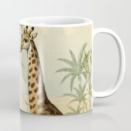 Giraffe and Friends Coffee Mug