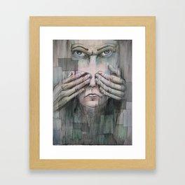 Overshadow of Son Framed Art Print