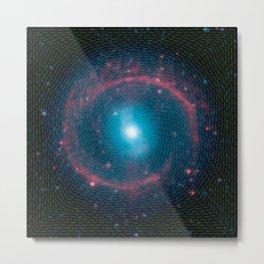 Ring of stellar fire Metal Print