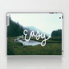 Live easy Laptop & iPad Skin