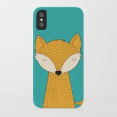 The Fox is back Slim Case iPhone X