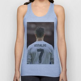 CR7 no7 Unisex Tank Top