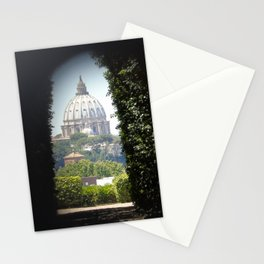 Buco della Serratura Stationery Cards